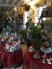 La boutique à Noël ...